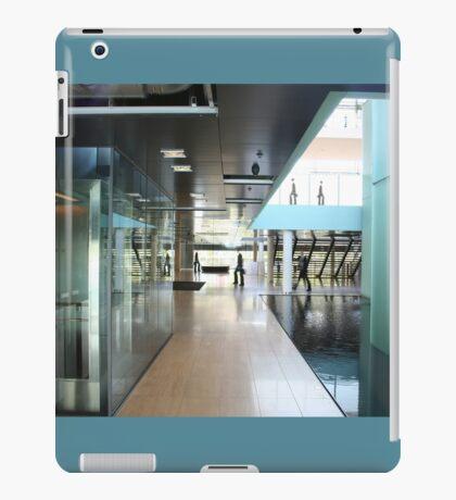 Corporate Interior in Copenhagen, Denmark iPad Case/Skin