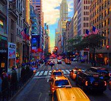 New York City by robothead