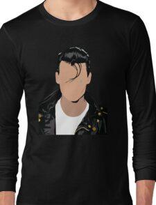 Johnny Depp - Cry Baby Long Sleeve T-Shirt