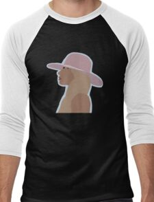 Lady gaga perfect illusion joanne Men's Baseball ¾ T-Shirt