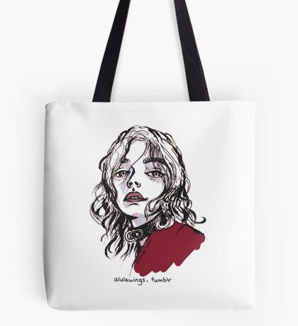 Collared Dream Tote Bag