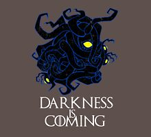 Darkness is Coming Unisex T-Shirt