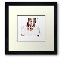 Gambino  Framed Print