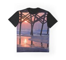 4th Of July 2016 Sunrise Graphic T-Shirt