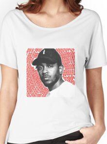 Kendrick Lamar - Ya Bish Women's Relaxed Fit T-Shirt