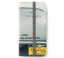Henry J iPhone Wallet/Case/Skin
