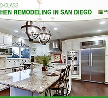 World-Class Kitchen Remodeling in San Diego by KitchenSanDiego