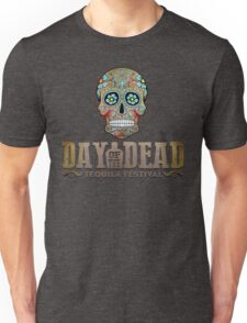 DAY OF THE DEAD TEQUILA FESTIVAL Unisex T-Shirt