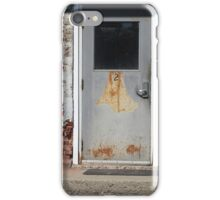 Dare 2 Enter iPhone Case/Skin