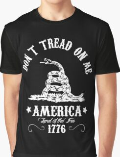 Don't Tread On Me Graphic T-Shirt