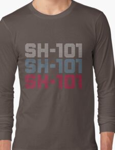 Roland - SH-101 #1 Long Sleeve T-Shirt