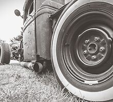 Rat Rod Low Profile by Legend  Photography