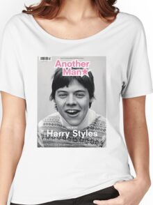 HARRY STYLES - Another Man Cover 2 2016 Women's Relaxed Fit T-Shirt