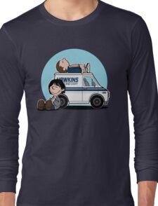 THE STRANGERNUTS Long Sleeve T-Shirt