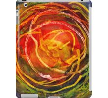 Perspective, or The Crab Nebula Knows Nothing Of Donald Trump iPad Case/Skin