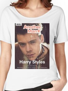 HARRY STYLES - Another Man Cover 1 2016 Women's Relaxed Fit T-Shirt