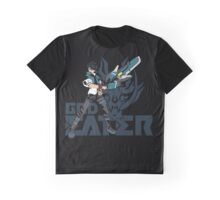 The Power of Lenka Utsugi, God Eater Anime Graphic T-Shirt