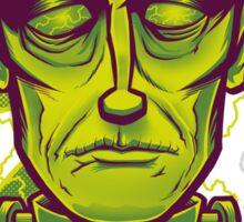 Classic Halloween: Frankenstein's Monster Sticker