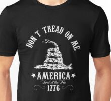 Don't Tread On Me Unisex T-Shirt
