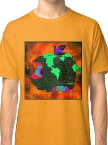 """""""OUR APPLE"""" - Methane Planet Classic T-Shirt"""