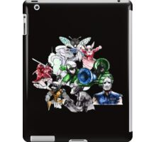Kid Chameleon - All Transformations iPad Case/Skin
