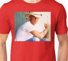 KENNY CHESNEY TOURS 10 Unisex T-Shirt