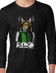 Sly Fox Painted Long Sleeve T-Shirt