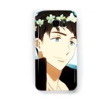 Yamazaki Sousuke Flower Crown Samsung Galaxy Case/Skin
