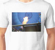 Air Balloon Burner Unisex T-Shirt