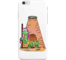 Turtle Confused iPhone Case/Skin