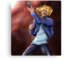 Yu-Gi-Oh!: Joey Wheeler Canvas Print