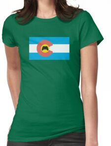 Colorado Has Game Womens Fitted T-Shirt