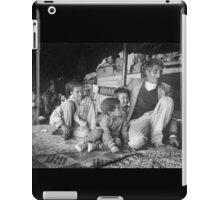Berber Nomad - Atlas Mountains, Morocco iPad Case/Skin