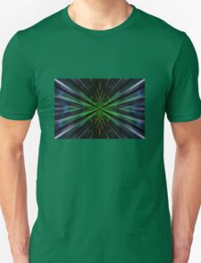 Time travel concept background Unisex T-Shirt
