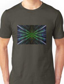 Time travel concept background Unisex T-Shirt