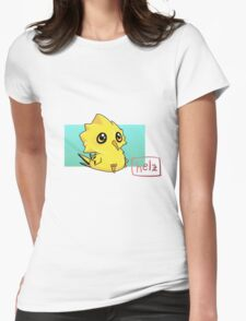 Zapdos Womens Fitted T-Shirt