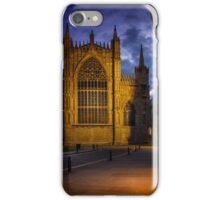 York Minster East Window iPhone Case/Skin