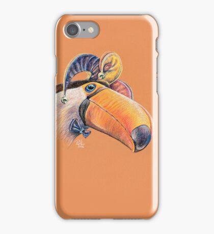 Toucan Jester iPhone Case/Skin