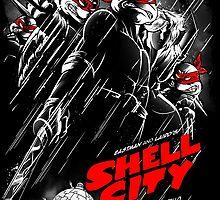 Shell City by juanotron
