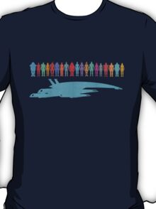 Normandy and the squad T-Shirt