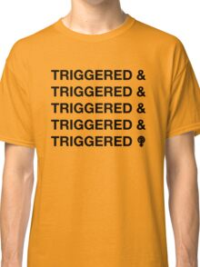 TRIGGERED & (ect.) Classic T-Shirt