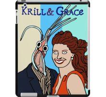 Krill & Grace iPad Case/Skin