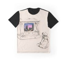 Dreaming Of The Other Side Graphic T-Shirt