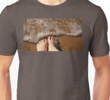 Feet at the Beach Unisex T-Shirt