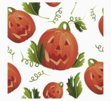 Halloween pumpkins One Piece - Short Sleeve