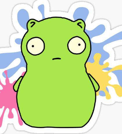 Kuchi Kopi - Normal Sticker