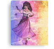 Esmerelda - No 1 - The Disney Series Canvas Print