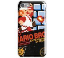 Super Mario Bros iPhone Case/Skin
