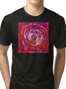 Bode's Galaxy Has Never Heard Of DonaldTrump Tri-blend T-Shirt