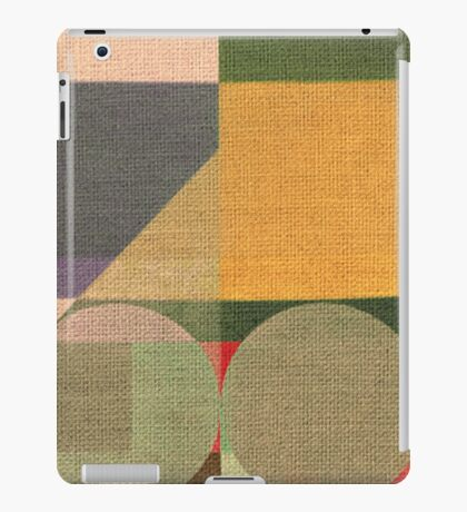 Railroad Train iPad Case/Skin